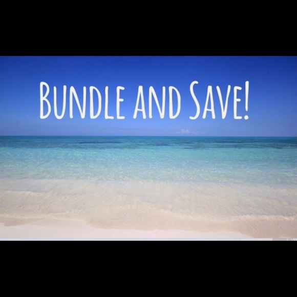 Other - Bundle and Save More! Check out my closet!
